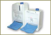 handiwash and miniwash units, economic, compact and affordable hot and cold water on tap