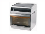 Our complete range of Wallis diesel cookers. Shown is the 87D combined oven and hob