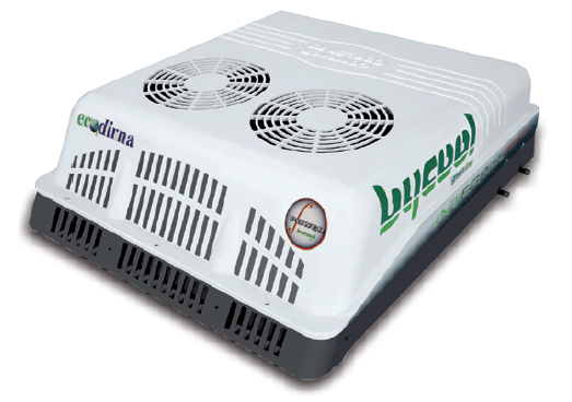 Espar Ltd - Products: Roof Mount Air Conditioning and