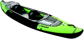 Sevylor inflatable kayak - Yukon model